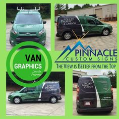 #VehicleGraphics for Lincoln Property Company #Mobile Advertising #betterfromthetop