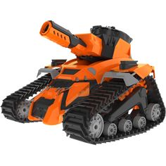 New Bright RC 15 inch Radio Control Mech Trooper Blaster, GHz - Orange Pool Toys And Floats, Armadura Ninja, Arma Nerf, Pistola Nerf, Nerf Accessories, Cool Nerf Guns, Nerf Mod, Kids Toys For Boys, Nerf Party
