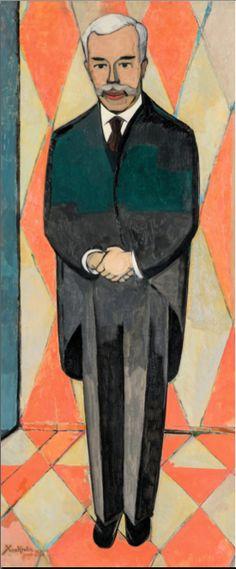LA COLLECTION MYTHIQUE À PARIS La fondation Louis Vuitton expose une des collections d'art moderne les plus célèbres au monde, celle de Sergueï Chtchoukine.