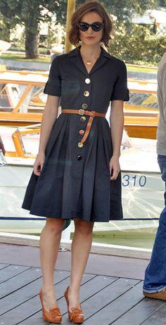2015 trends: SHIRTWAIST DRESS