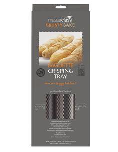 Nepřilnavý pečící plech na bagety - Crusty bake / lavmi