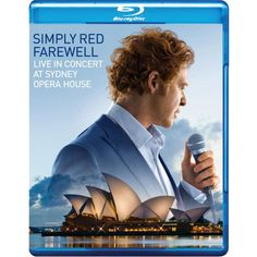Blu ray Simply Red Farewell - Live at Sidney Opera House