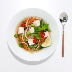 Vietnamese Pho, our favorite Asian vegetarian soup | health.com