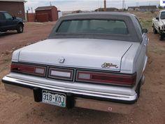 1987 Chrysler 5th Avenue