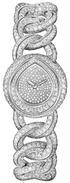 """""""Aigrette Impériale"""" #Watch from """"Joséphine"""" #Chaumet - #FineJewellery…"""
