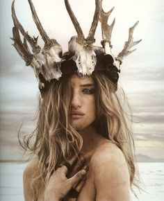 Antlers. Where the Wild Things Are.