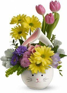 Teleflora's Easter Bunny Bouquet