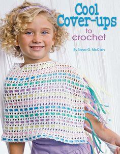 Leisure Arts - Cool Cover-ups to Crochet eBook, $5.99 (http://www.leisurearts.com/products/cool-cover-ups-to-crochet-ebook.html)