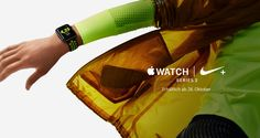 "Apple Watch Nike+ Series 2 ab 28. Oktober erhältlich! - https://apfeleimer.de/2016/10/apple-watch-nike-series-2-ab-28-oktober-erhaeltlich - Vorbestellung Nike Plus Version der Apple Watch Series 2: ab 28. Oktober 2016 ist die Apple Watch Nike+ Series 2 erhältlich. ""Aus Liebe zum Laufen"" hat Apple bei der neuen Series 2 Smartwatch sich zu einer Kooperation mit Nike eingelassen. Das Ergebnis kann sich sehen lassen – ..."