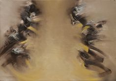 no.15 빛으로 부터 탄생한 바람 162.1 x 112.1 oil on canvas 2014