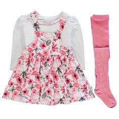 Hello Kitty vauvan mekkosetti