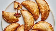 Gaby Melian is the Bon Appétit test kitchen assistant and after we begged her for weeks, she shared her family's Argentinian empanadas recipe with us.