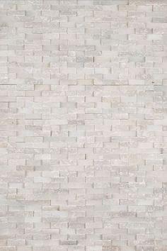 Carrara Mini-Brick Splitface - Portland Direct Tile & Marble
