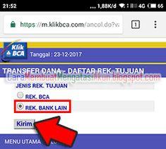 Cara daftar rekening tujuan di klikbca i banking lewat hp android cara daftar rekening tujuan di klikbca i banking lewat hp android jika stopboris Choice Image