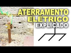 O que é aterramento elétrico! - YouTube Electrical Installation, Diy Electronics, Electrical Engineering, Home Automation, Arduino, Youtube, Lights, Home Decor, Power Generator
