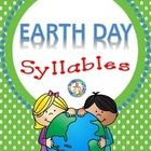 """Freebie: Let your kids have fun sorting 1, 2, and 3 syllable """"Earth Day words"""" !   This freebie is part of our larger Earth Day unit, appropriate For PK- 2...."""