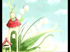 Elly en Rikkert lente - YouTube Spring Wallpaper Hd, Pictures Of Spring Flowers, Spring Scene, Illustration, Flower Fairies, Doodle Drawings, Lily Of The Valley, Art Journal Inspiration, Art Projects