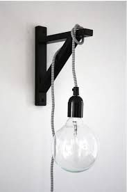swag light for tv wall