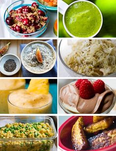 25 healthy foods #brilliant