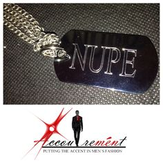 Greek Love Dog Tags