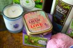 Healing Cancer Gift Basket