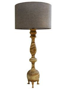 """Silk Plants Direct Table Lamp (Pack of 1) - Brown Gray by Silk Plants Direct. $641.99. Size: 44.5""""Hx25.5""""D. Color: BrownGray. Silk Plants Direct specializes in manufacturing, design and supply of the most life-like, premium quality artificial plants, trees, flowers, arrangements, topiaries and containers for home, office and commercial use. Our Table Lamp includes the following: Size:44.5""""Hx25.5""""D Color:Brown Gray"""