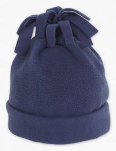 Fleece Hat, Use seam-small size first; large size in ( ). Sewing Tutorials, Sewing Crafts, Sewing Projects, Sewing Patterns, Skirt Patterns, Dress Tutorials, Blouse Patterns, Fabric Crafts, Sewing Ideas