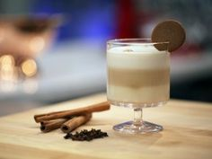 Sugar and Spice Panna Cotta from CookingChannelTV.com