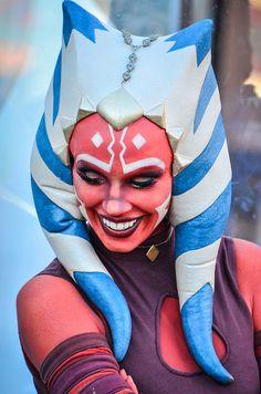 Ahsoka Tano-The Clone/Star Wars cosplay Star Wars Halloween, Halloween Cosplay, Halloween 2020, Star Wars Clone Wars, Star Wars Art, Ahsoka Tano Costume, Larp, Costume Star Wars, Epic Cosplay