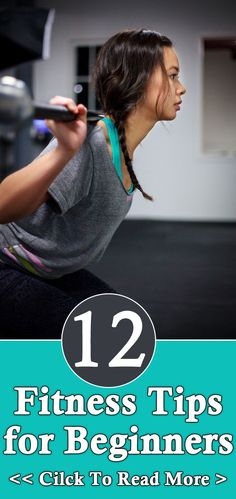 12 Simple Fitness Tips for Beginners www.greennutrilabs.com