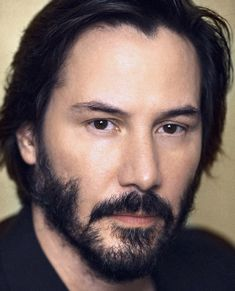 """Keanu 💞❤️💞💋VAVAVOOM MY. """"Perhaps the very fabric of you is so very familiar, that we are woven from the same thread"""". I want the last thing I hear to be you whispering my name. Keanu Reeves, Keanu Charles Reeves, Baba Yaga, Photoshoot, Celebrities, Sexy, Fabric, Men, Movies"""