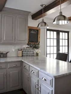 Best Rustic Farmhouse Kitchen Cabinets in List (46)