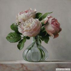 Pieter Wagemans  roze rozen500