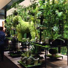 #MaisonEtObjet #Paris #greens #plants