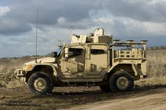 Husky is a new protected support vehicle, providing commanders with a highly mobile and flexible load carrying vehicle.