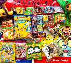 Japanese Snacks, Japanese Candy, Funny Food, Food Humor, Pokemon Snacks, Samurai, Pikachu, Nostalgia, Instagram Posts