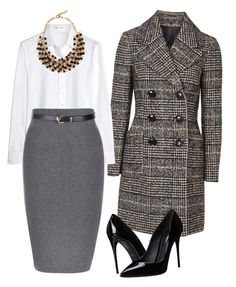 classy by jlchester on Polyvore featuring polyvore fashion style Yves Saint Laurent Topshop Dolce&Gabbana Etro