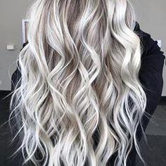 Layered Haircuts Shoulder Length, Shoulder Length Hair, Icy Hair, Platinum Hair, Cool Tones, Her Style, Hair Color, Pure Products, Long Hair Styles