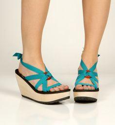 High Slide MOKOBO by Mohop - Handmade Vegan Shoe