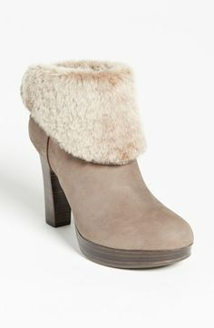 New UGG bootie - love the color