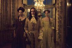 Versailles - Marie-Thérèse and Louis XIV with Henriette