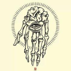 El ojo que lo ve todo