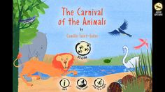 The Carnival of the Animals App by Naxos