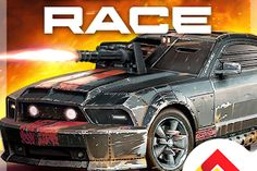 Free Android Games, Free Games, Death Race 1, Racing, Running, Auto Racing