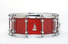 14 x 6.5 BRADY Jarrah Ply snare drum (Red Silky Oak gloss finish)