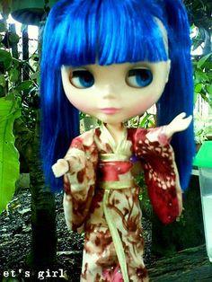 blythe kimono pattern