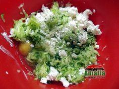 chiftelute 1 Tzatziki, Avocado Toast, Guacamole, Breakfast, Feta, Ethnic Recipes, Salads, Morning Coffee