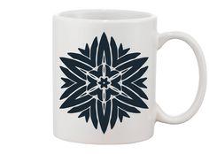 Ltd. Edition Vintage Flower Mug