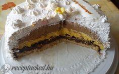 Kinder Bueno torta recept - Receptneked.hu