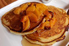 pancakes with smoked